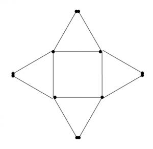 Degtukai - trikampiai ir kvadratai