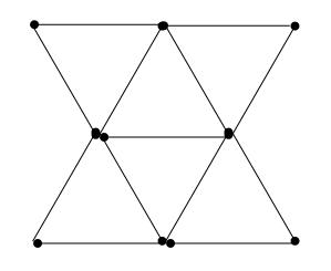 Degtukai - trys trikampiai