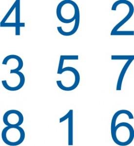 skaičiai